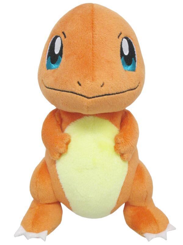 Pokemon: Charmander - Small Plush