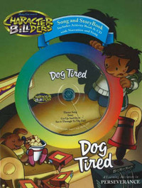 Dog Tired: A Learning Adventure in Perseverance by Tony Salerno image