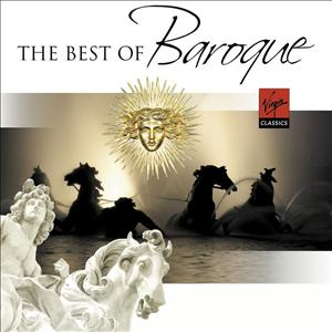 The Best Of Baroque by Various image