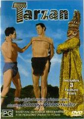 Tarzan Vol. 2 on DVD