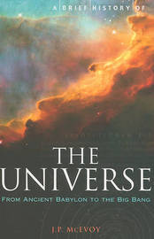 A Brief History of the Universe by J.P. McEvoy image