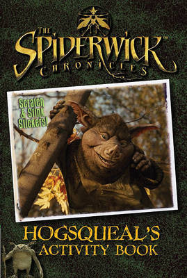 Hogsqueal's Activity Book by Jen Funk Weber image