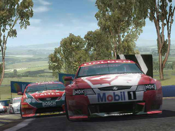 V8 Supercars 2 for PC Games image