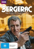 Bergerac - The Complete Fourth Series on DVD