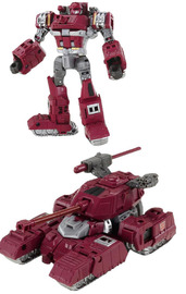 Transformers United UN24 - Warpath Figure