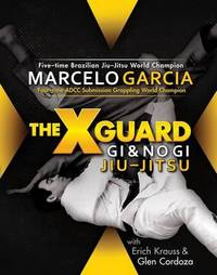 X-guard by Marcelo Garcia image