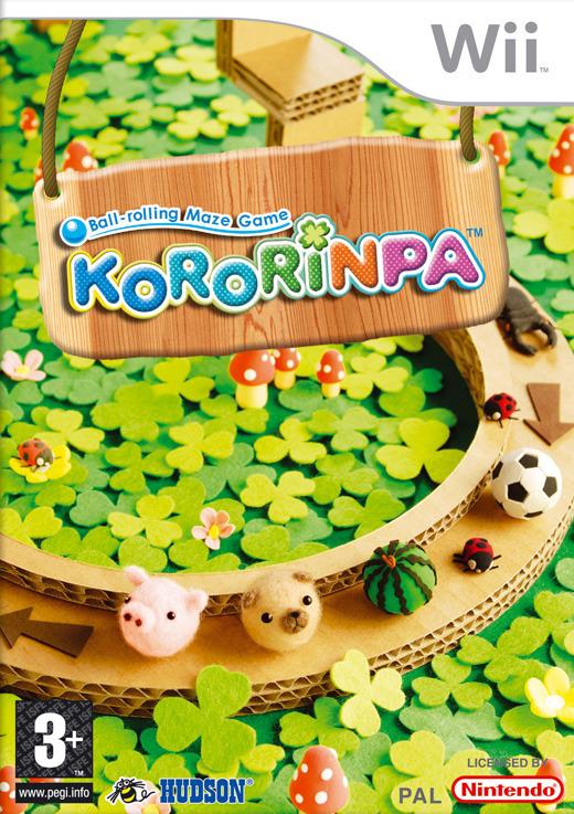Kororinpa for Nintendo Wii