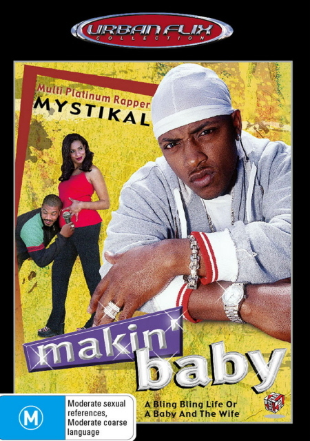 Makin' Baby (Urban Flix Collection) on DVD