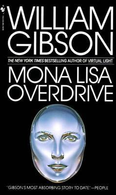 Mona Lisa Overdrive by William Gibson image