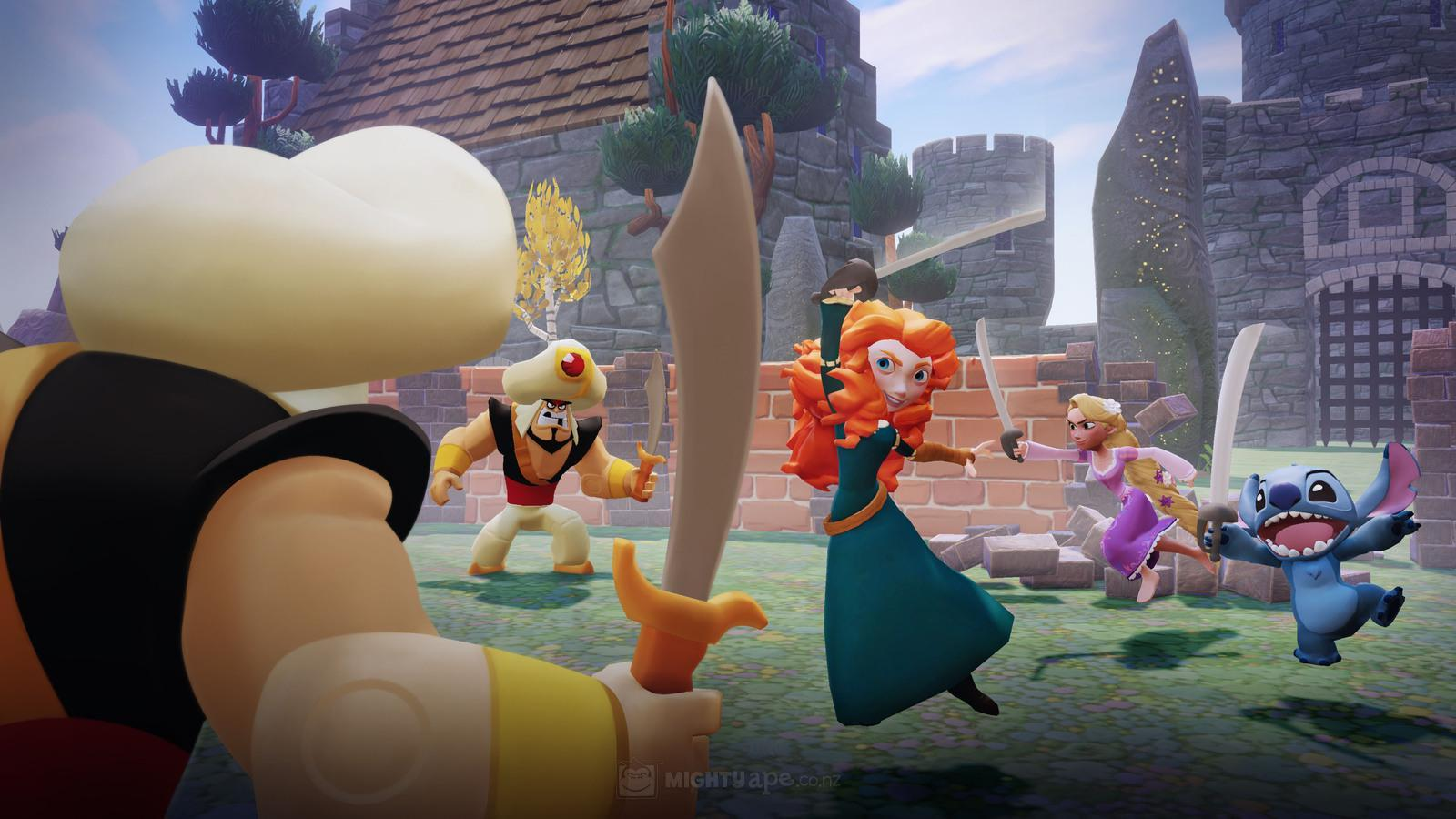 Disney Infinity 2.0: Toy Box Combo Pack for PS3 image