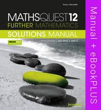 Maths Quest 12 by Robyn Williams