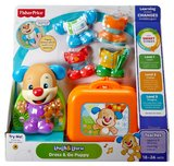Fisher-Price: Laugh & Learn - Dress & Go Puppy
