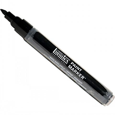 Liquitex: Acrylic Marker - Carbon Black (2mm)