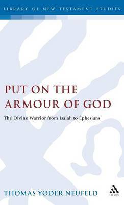 Put on the Armour of God by Tom Yoder Neufeld image