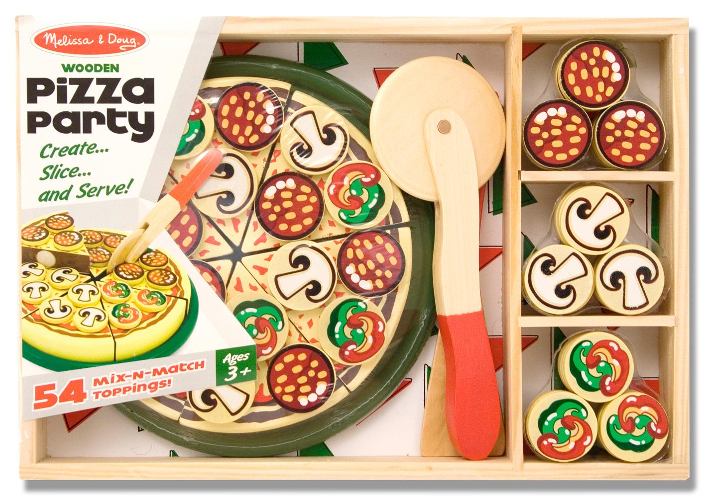 Melissa & Doug: Pizza Party image