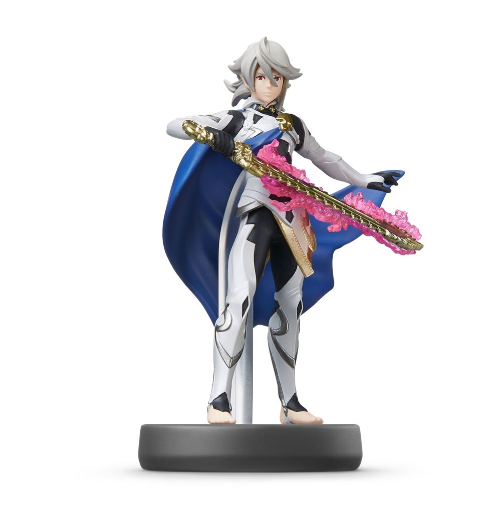 Nintendo Amiibo Corrin 1 - Super Smash Bros. Figure for  image