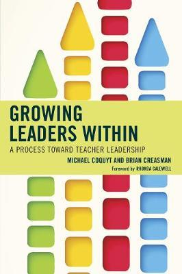 Growing Leaders Within by Michael Coquyt image