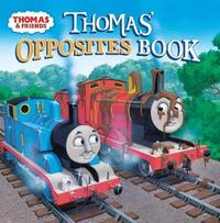 Thomas' Opposites Book by Christy Webster