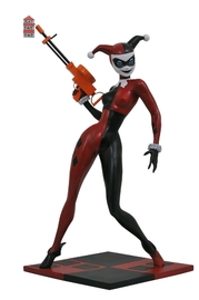 "DC Premier Collection: Harley Quinn (Animated Series) - 12"" Statue"