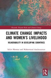 Climate Change Impacts and Women's Livelihood by Salim Momtaz image