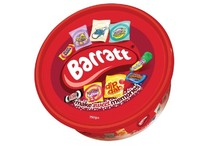 Barratt Christmas Tub 750g