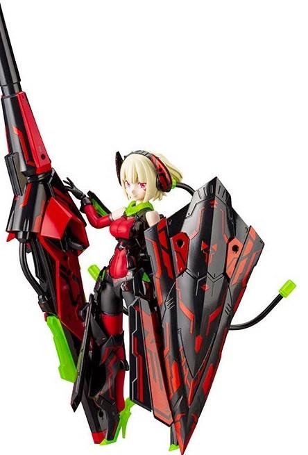 Megami Device: Bullet Knights Lancer Hell Blaze - Model Kit
