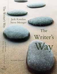 The Writer's Way by Jack Rawlins image
