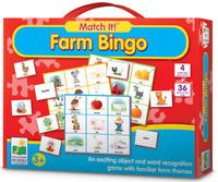 Match It - Farm Bingo