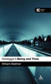 Heidegger's 'Being and Time' by William D. Blattner
