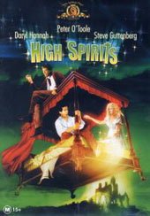 High Spirits on DVD