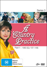 Country Practice, A - Series 3: Part 1 (12 Disc Box Set) on DVD