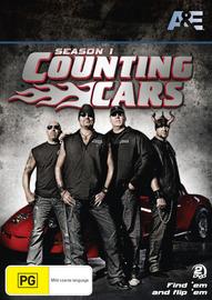 Counting Cars - Season 1 on DVD
