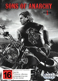 Sons of Anarchy - Season 1 (4 Disc Set) DVD