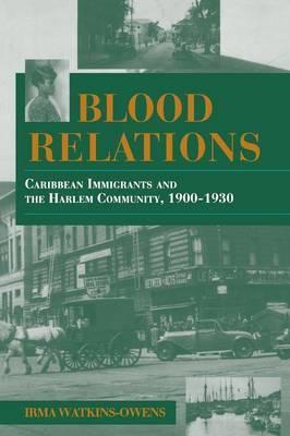 Blood Relations by Irma Watkins-Owens image