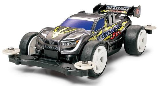 Tamiya Nitrage Jr. Mini 4WD image