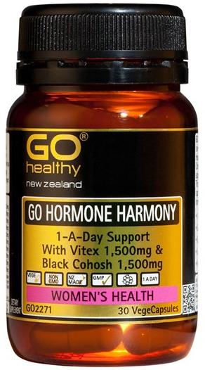 Go Healthy GO Hormone Harmony (30 Capsules)