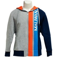 Borderlands Maliwan Zip-up Hoodie (Small)