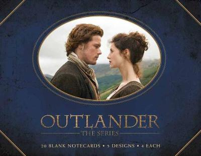 Outlander Blank Boxed Notecards by Insight Editions