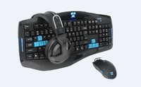 E-Blue Cobra Keyboard Mouse & Headset Bundle for PC Games