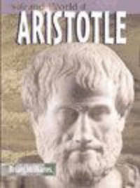 The Life And World Of Aristotle Paperback by Brian Williams image