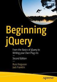 Beginning jQuery by Jack Franklin