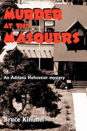 Murder at the Masquers by Bruce Kimmel image