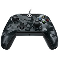 PDP Wired Controller for Xbox One - Camo Black for Xbox One