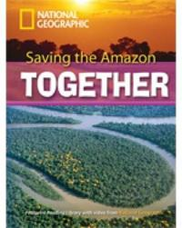 Saving the Amazon: 2600 Headwords by National Geographic image