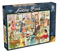 Holdson: 1000 Piece Puzzle - Looking Back (Happy Jacks Pet Shop)