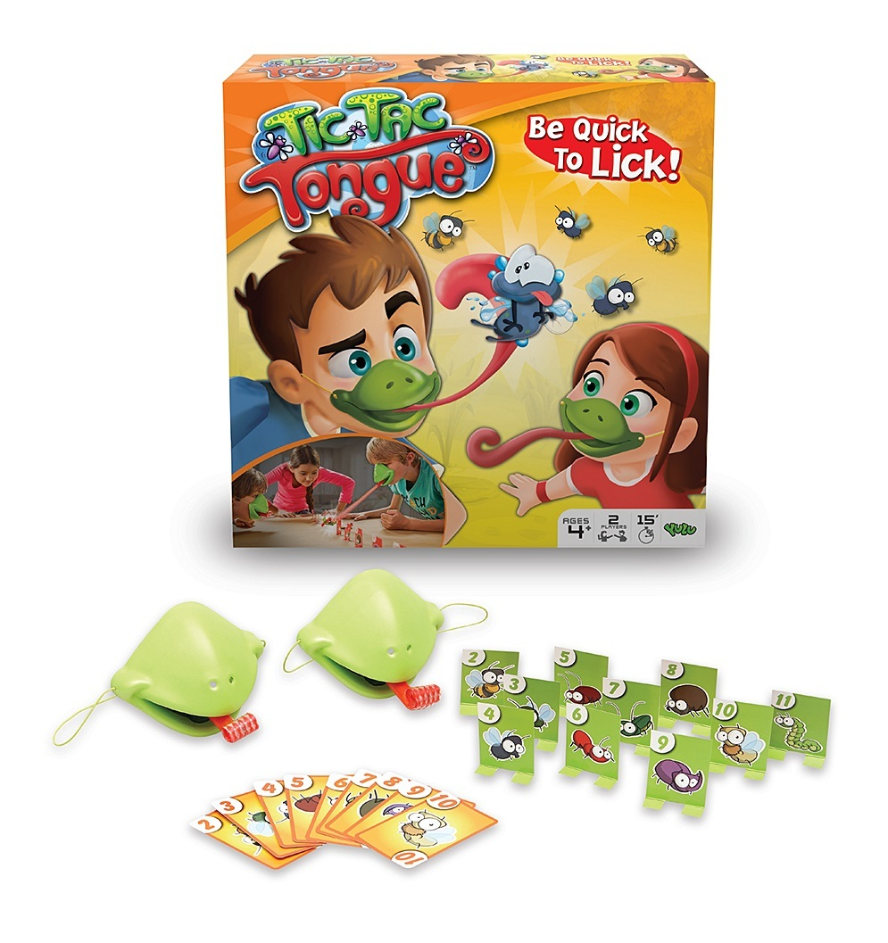 Tic Tac Tongue - Board Game image