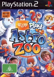 EyeToy Play: Astro Zoo for PlayStation 2 image