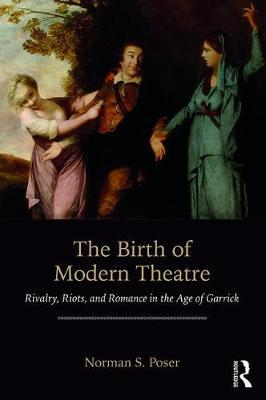 The Birth of Modern Theatre by Norman S Poser image
