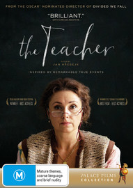 The Teacher on DVD