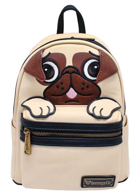 Loungefly: Pug Mini Backpack